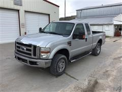 2009 Ford F250 Super Duty Extended Cab Pickup