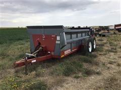 Hesston S431 Manure Spreader