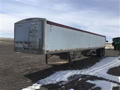 1999 Wilson PaceSetter T/A Hopper Bottom Grain Trailer