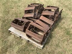 Loegering Trailblazer Over-tire Steel Skid Loader Tracks