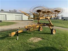 Vermeer VR1022 10-Wheel Rake