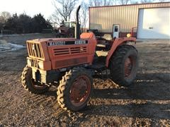 Kubota M4950DT MFWD Tractor