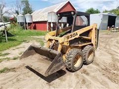 Mustang 930A Skid Steer & Attachments