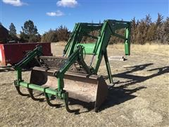 John Deere 280 Front End Loader