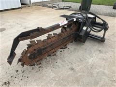 Lowe XRH35 Skid Steer Trencher Attachment