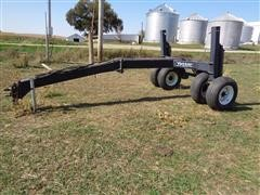 Yetter Quick Hitch Caddy Cart