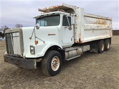 1991 International 9300 T/A Dump Truck
