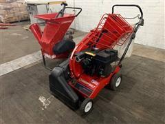 Troy-Bilt 47321 Chipper/Shredder & Chipper/Vacuum