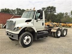 2010 International 7600 Truck Tractor