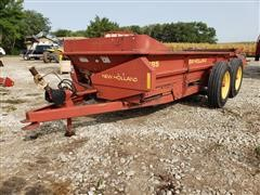 New Holland 185 T/A Manure Spreader