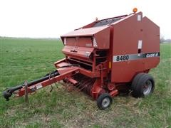 2000 Case IH 8480 Big Round Baler