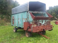 Forage King Forage Wagon