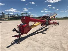 Westfield MKX130-84 Auger W/Swing Away Hopper