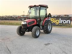 2015 Mahindra 3540P PST 4WD Compact Utility Tractor