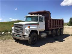 1987 Ford L9000 Tri/A Dump Truck