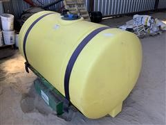 Agri-Products 400-Gallon Front Mount Tank & Brackets
