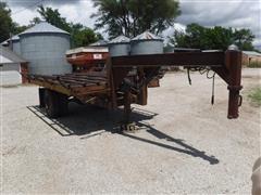Shop Built Bale Wagon