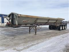 2008 Side Dump Industries SDI - DS42 Tri/A Side-Dump Trailer