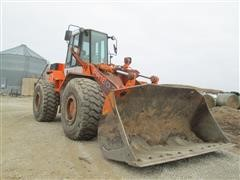 1998 Fiat-Allis FR160.2 4x4 Articulated Wheel Loader