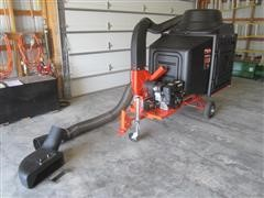 D R Commercial Leaf / Lawn Vacuum