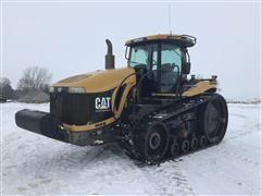 2003 Challenger MT835 Track Tractor