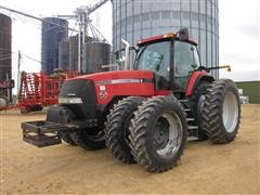 2003 Case IH MX255 MFWD Tractor