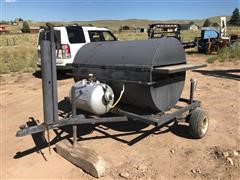 Shop Built Propane Gas Grill