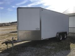 2004 Aluma T/A Enclosed Utility Trailer
