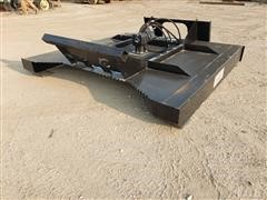 2020 Brute 7' Wide Rotary Cutter Skid Steer Attachment