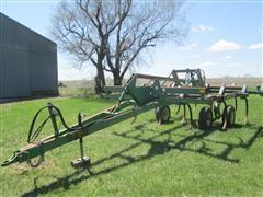 John Deere 680 15' Chisel Plow