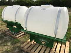 Patriot Equipment Helicopter Saddle Tanks