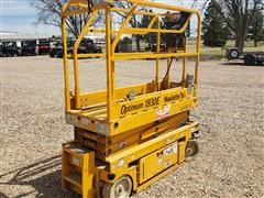 2007 Haulotte Optimum 1930E Scissor Lift