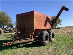 Eddins 500 500 Bu Grain Cart