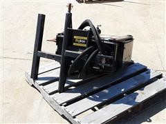 Mahindra VP10 Cable Plow W/Blade