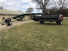 2010 MacDon A30-D Swing Arm Windrower