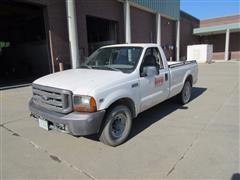 2000 Ford F250 4x2 Pickup