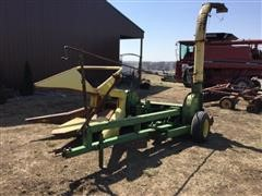 John Deere 35 2 Row Forage Harvester
