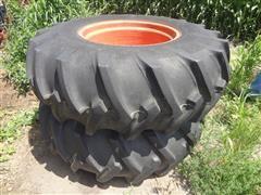 Harvest King Farm Tires