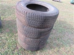 Goodyear P265/70R17 Wrangler Tires