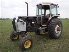 1975 White 2-105 2WD Tractor For Parts Or Rebuild