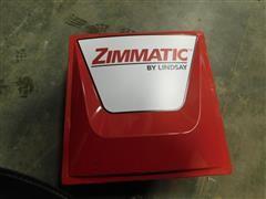Zimmatic Pivot Control Panel