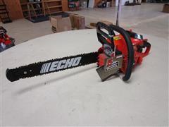 """2013 Echo CS400 Chain Saw W/17"""" Blade & Chain"""
