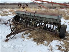 John Deere B Grain Drill