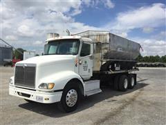 2002 International 9200i T/A Tender Truck