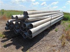 """10"""" Aluminum Line Pipe"""