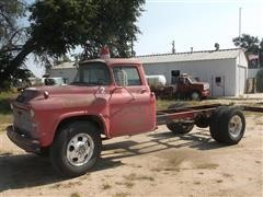 1956 GMC Cab & Chassis
