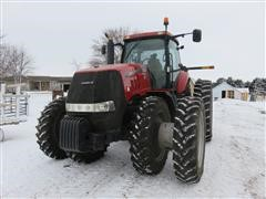 2009 Case IH Magnum 275 MFWD Tractor