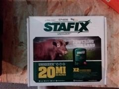 Stafix X2 Electric Fence Charger