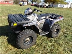 2008 Polaris Sportsman 500 HO 4X4 ATV
