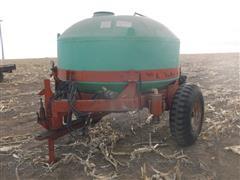 Tow Between Fertilizer Cart